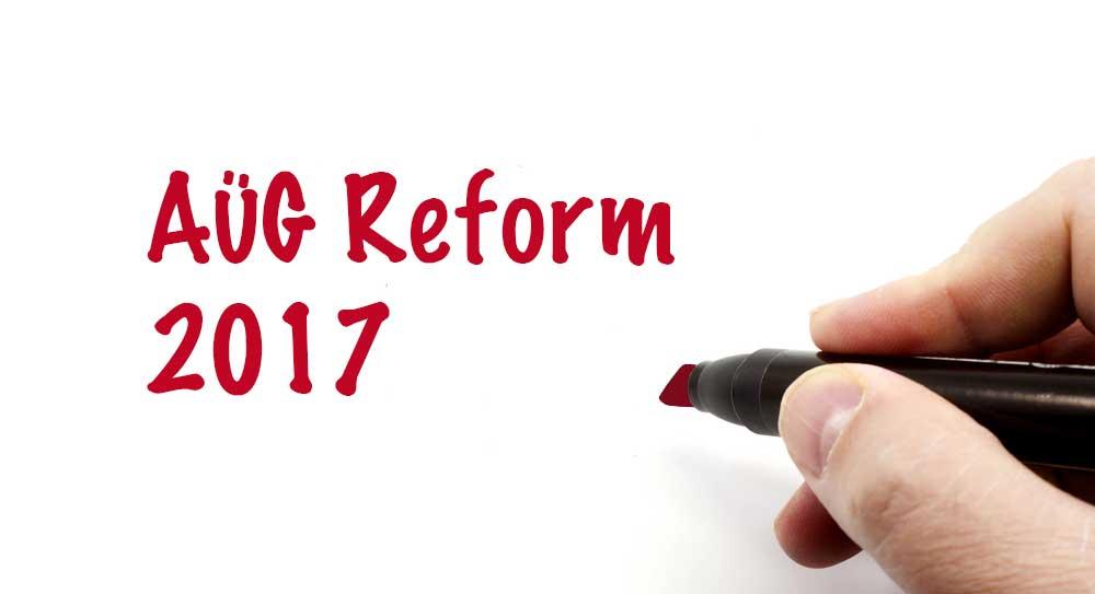 AÜG Reform 2017 erklärt von BleckammSchulze