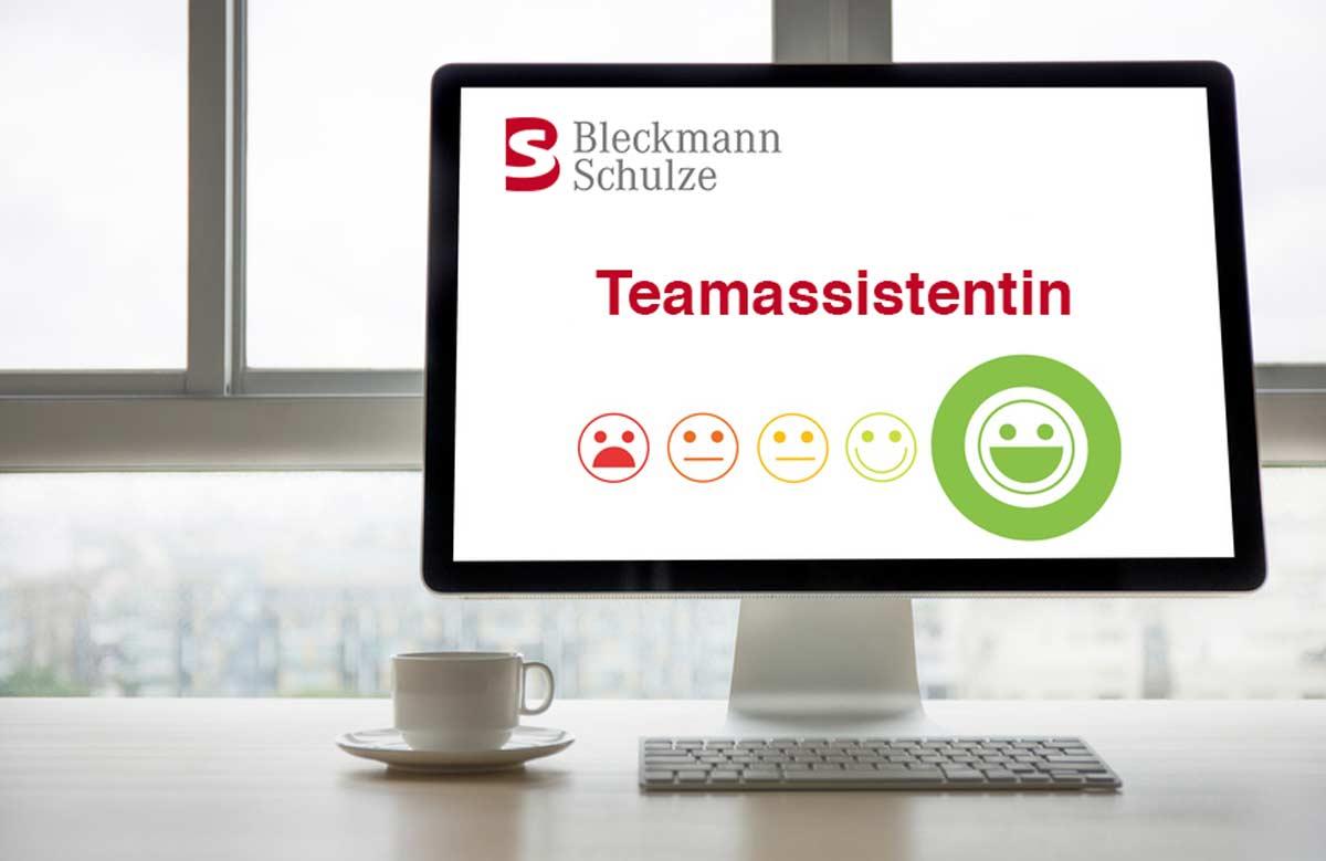 Teamassistentin bei BleckmannSchulze in Köln
