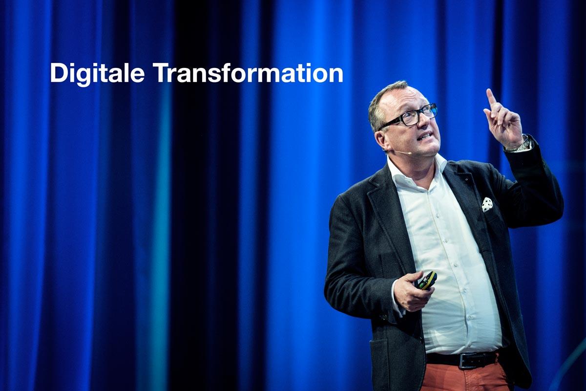 Digitale Transformation bei BleckmannSchulze