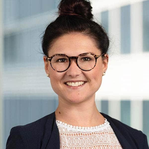 Lena Henning, Marketingleiterin in der BS Gruppe von BleckmannSchulze